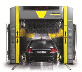 Automatic Car Wash Equipment Plaunu Pats